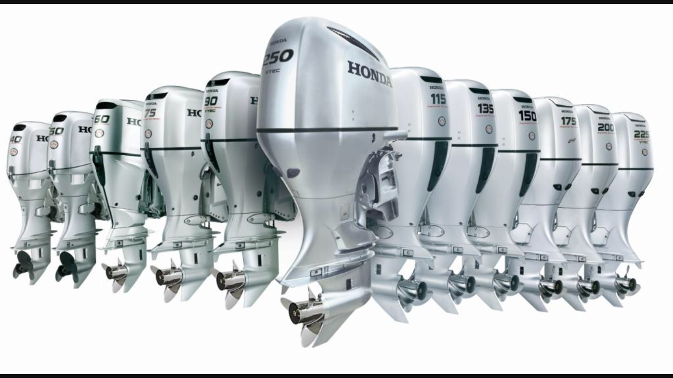 Honda marine 4 stroke outboards olson 39 s outdoor sports inc for Most reliable outboard motor 2016